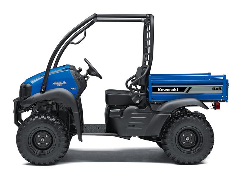 2019 Kawasaki Mule SX 4X4 XC FI in Petersburg, West Virginia