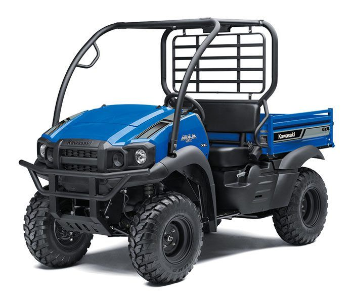 2019 Kawasaki Mule SX 4X4 XC FI in O Fallon, Illinois - Photo 3