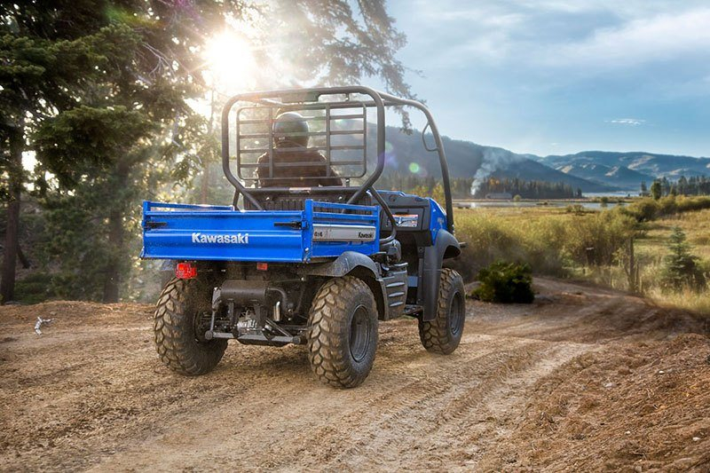 2019 Kawasaki Mule SX 4X4 XC FI in South Paris, Maine - Photo 4
