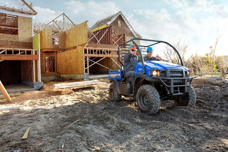 2019 Kawasaki Mule SX 4X4 XC FI in South Paris, Maine - Photo 7