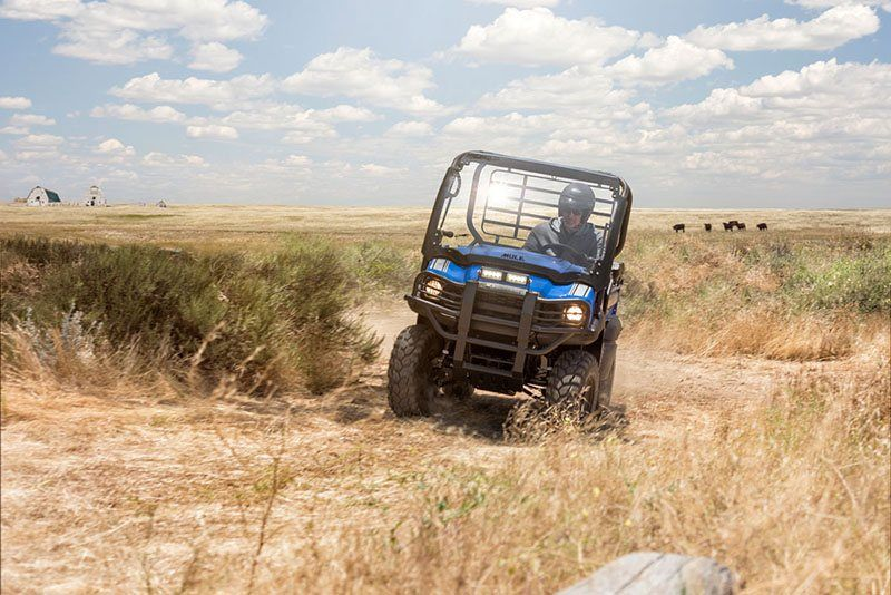 2019 Kawasaki Mule SX 4X4 XC FI in Sacramento, California - Photo 8