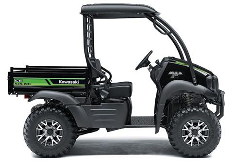 2019 Kawasaki Mule SX 4x4 XC LE in Greenville, North Carolina