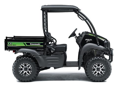 2019 Kawasaki Mule SX 4x4 XC LE in Fort Pierce, Florida