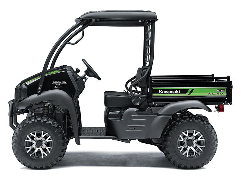 2019 Kawasaki Mule SX 4x4 XC LE in Brunswick, Georgia - Photo 2