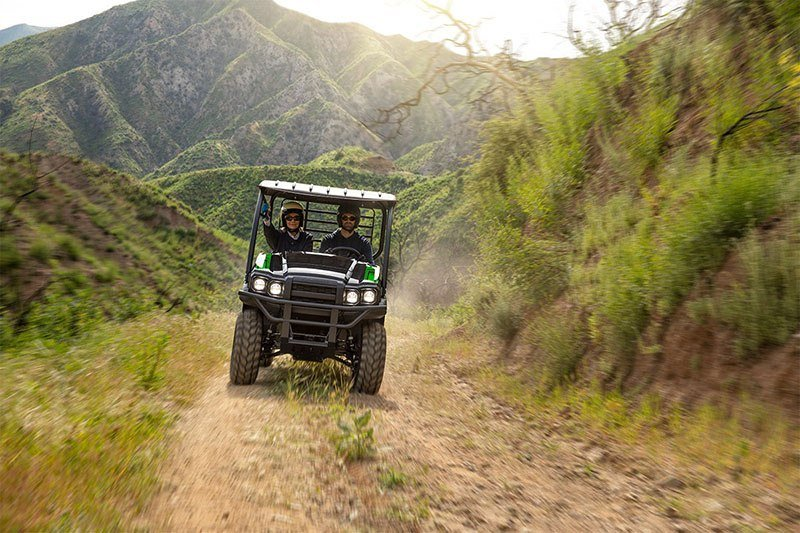 2019 Kawasaki Mule SX 4x4 XC LE in San Francisco, California - Photo 4