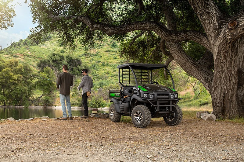 2019 Kawasaki Mule SX 4x4 XC LE in Fremont, California - Photo 5