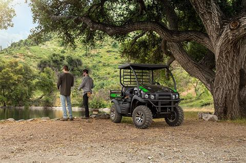 2019 Kawasaki Mule SX 4x4 XC LE in Sacramento, California - Photo 5