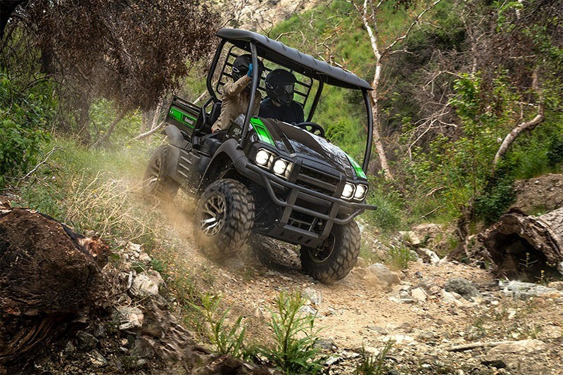 2019 Kawasaki Mule SX 4x4 XC LE in Asheville, North Carolina