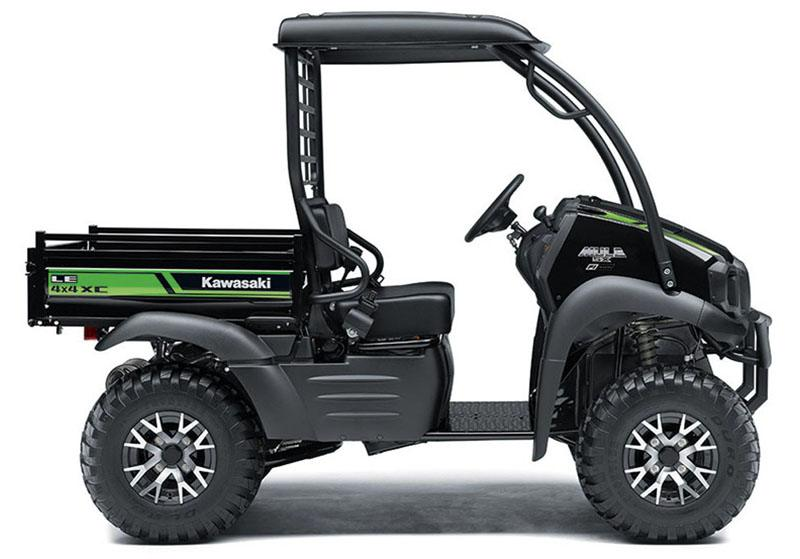 2019 Kawasaki Mule SX 4x4 XC LE in San Francisco, California - Photo 1