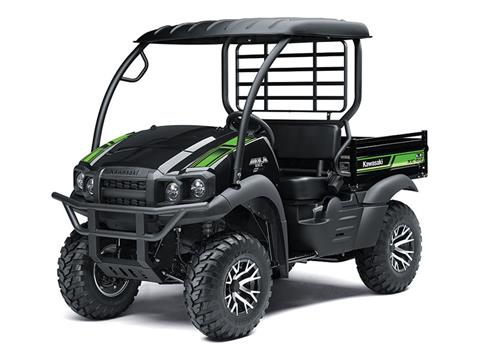 2019 Kawasaki Mule SX 4x4 XC LE FI in North Reading, Massachusetts - Photo 3