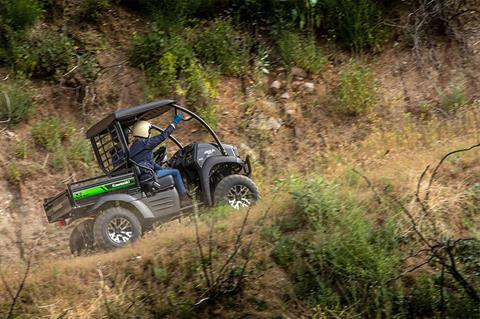 2019 Kawasaki Mule SX 4x4 XC LE FI in South Paris, Maine - Photo 7