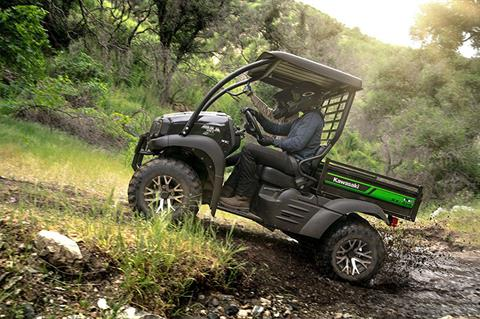 2019 Kawasaki Mule SX 4x4 XC LE FI in South Paris, Maine - Photo 8
