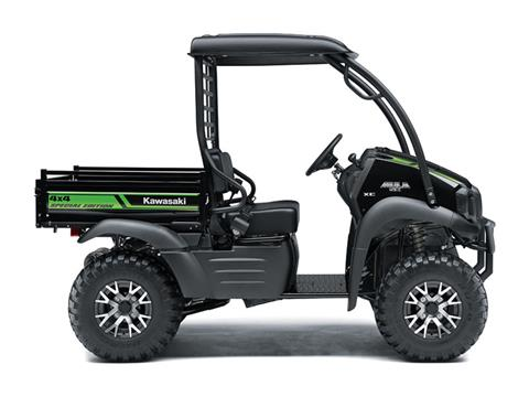 2019 Kawasaki Mule SX 4X4 XC SE in Fairfield, Illinois