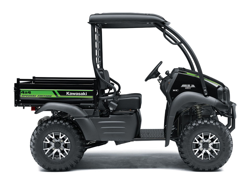 2019 Kawasaki Mule SX 4X4 XC SE in Cambridge, Ohio