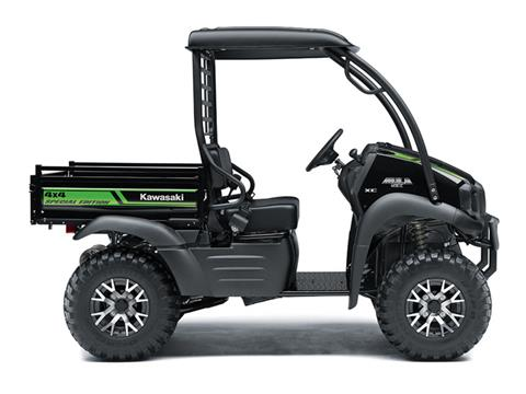 2019 Kawasaki Mule SX 4X4 XC SE in Freeport, Illinois