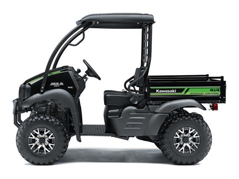 2019 Kawasaki Mule SX 4X4 XC SE in Fremont, California - Photo 2