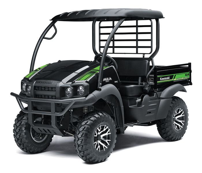 2019 Kawasaki Mule SX 4X4 XC SE in Iowa City, Iowa - Photo 3