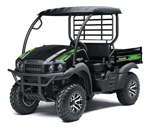 2019 Kawasaki Mule SX 4X4 XC SE in Petersburg, West Virginia