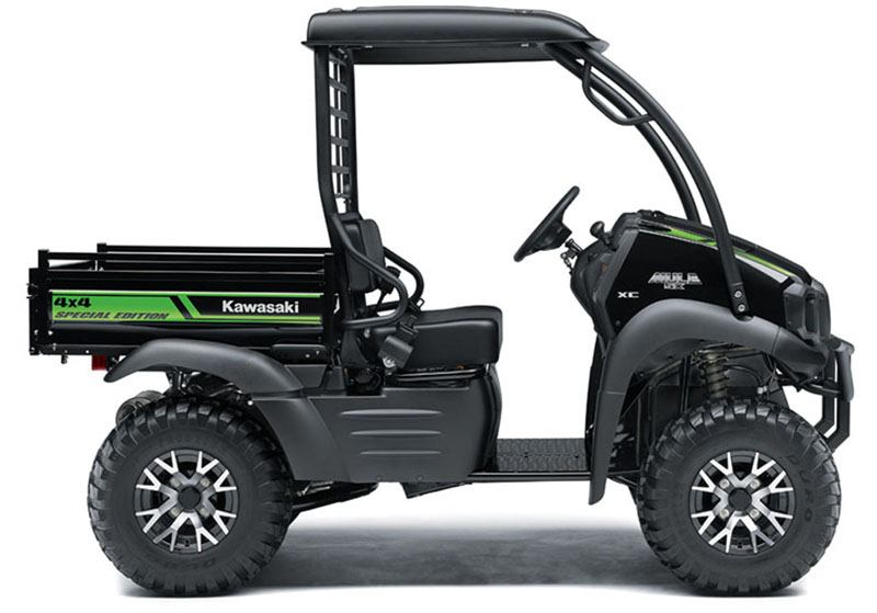 2019 Kawasaki Mule SX 4X4 XC SE in Dubuque, Iowa