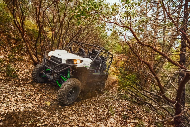 2019 Kawasaki Teryx4 in Fort Pierce, Florida - Photo 10