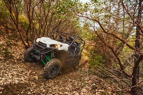 2019 Kawasaki Teryx4 in Jamestown, New York - Photo 10