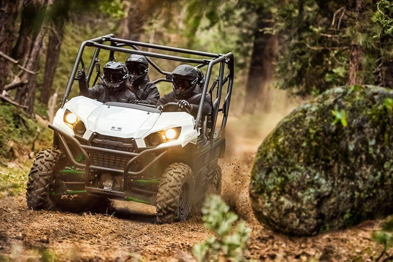 2019 Kawasaki Teryx4 in Jamestown, New York - Photo 12