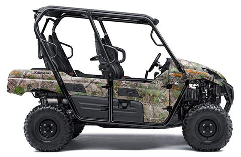 2019 Kawasaki Teryx4 Camo in Petersburg, West Virginia