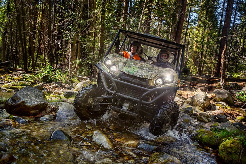 2019 Kawasaki Teryx4 Camo in South Paris, Maine - Photo 6