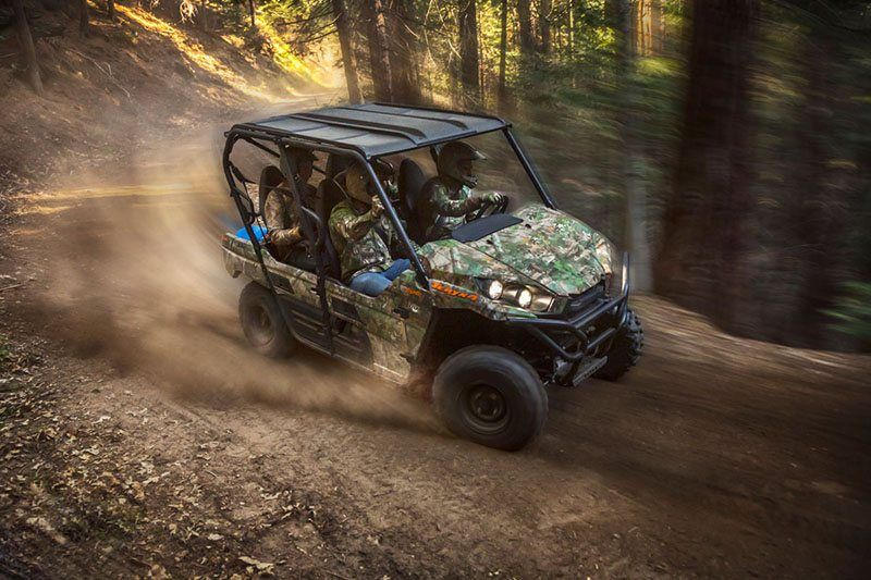 2019 Kawasaki Teryx4 Camo in South Paris, Maine - Photo 12