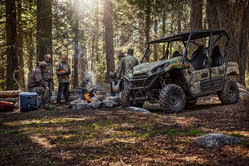 2019 Kawasaki Teryx4 Camo in San Francisco, California - Photo 7