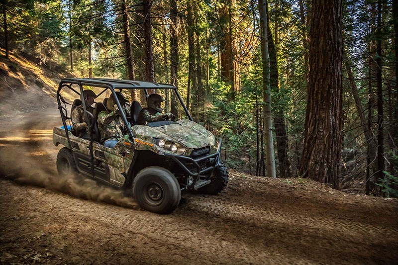 2019 Kawasaki Teryx4 Camo in South Paris, Maine - Photo 11