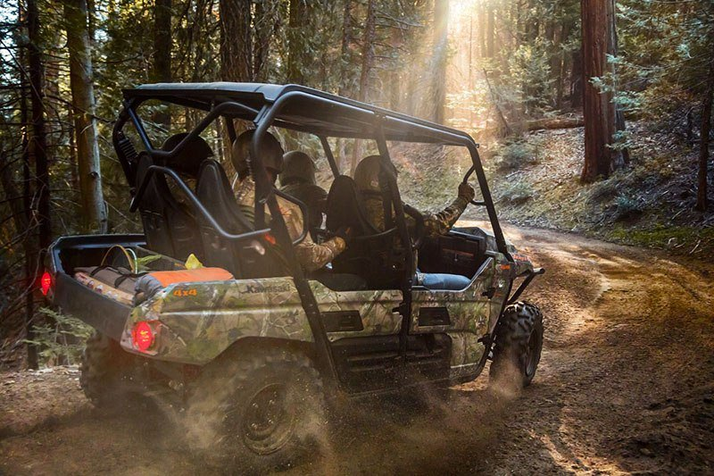 2019 Kawasaki Teryx4 Camo in Oak Creek, Wisconsin - Photo 12