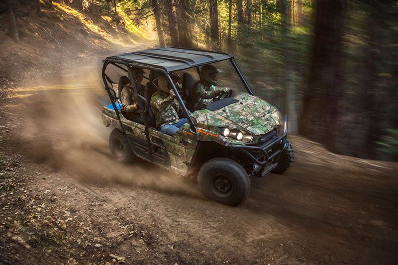 2019 Kawasaki Teryx4 Camo in Littleton, New Hampshire