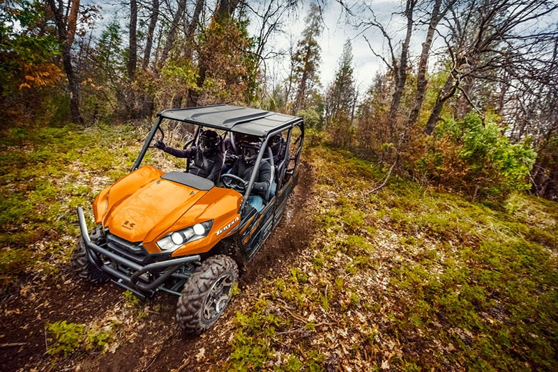 2019 Kawasaki Teryx4 LE in Danville, West Virginia - Photo 7