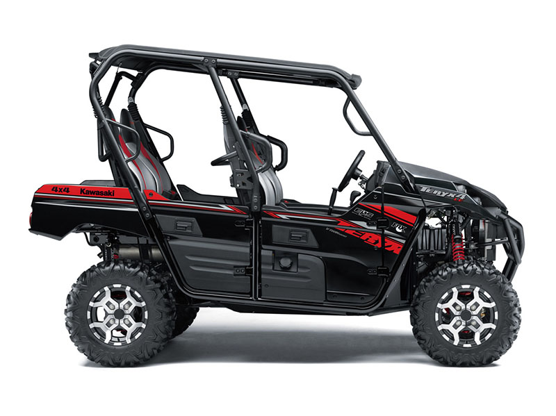 New 2019 Kawasaki Teryx4 LE Utility Vehicles in Kingsport, TN