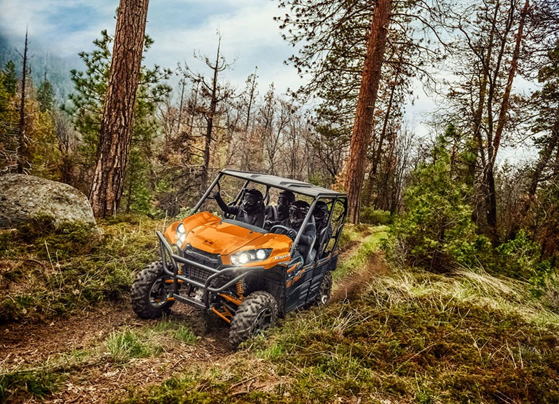 2019 Kawasaki Teryx4 LE in Jamestown, New York - Photo 5