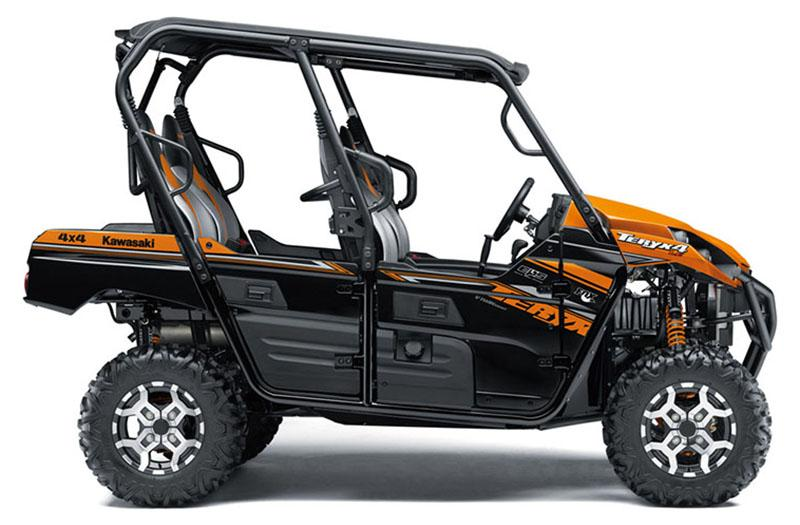 2019 Kawasaki Teryx4 LE in Mount Pleasant, Michigan - Photo 1