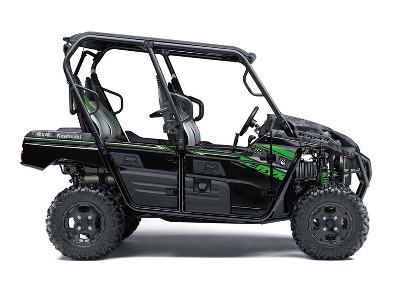 2019 Kawasaki Teryx4 LE Camo in Junction City, Kansas