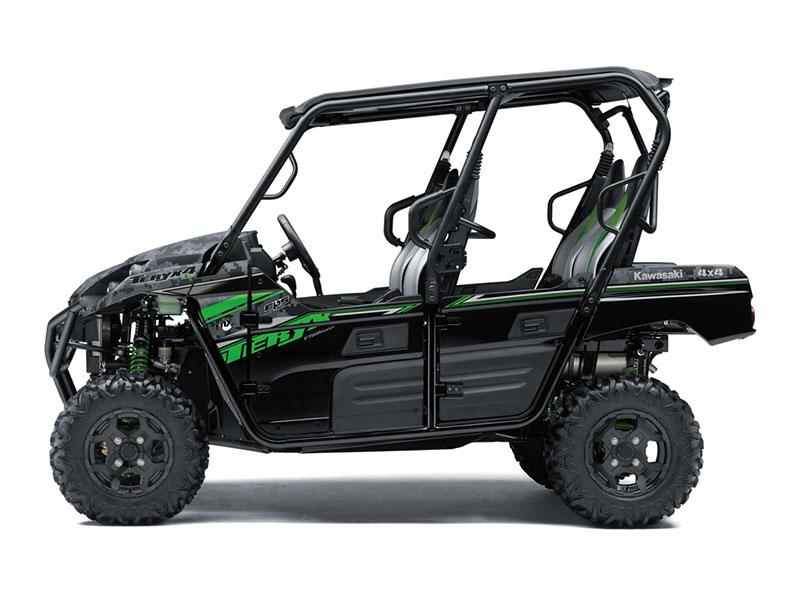 2019 Kawasaki Teryx4 LE Camo in Fairfield, Illinois