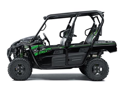 2019 Kawasaki Teryx4 LE Camo in Cambridge, Ohio - Photo 2