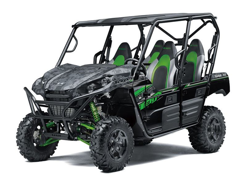 2019 Kawasaki Teryx4 LE Camo in Merced, California - Photo 3