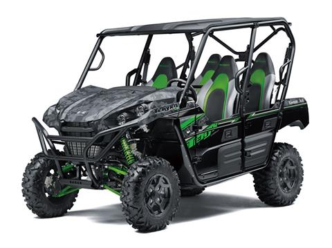 2019 Kawasaki Teryx4 LE Camo in Littleton, New Hampshire