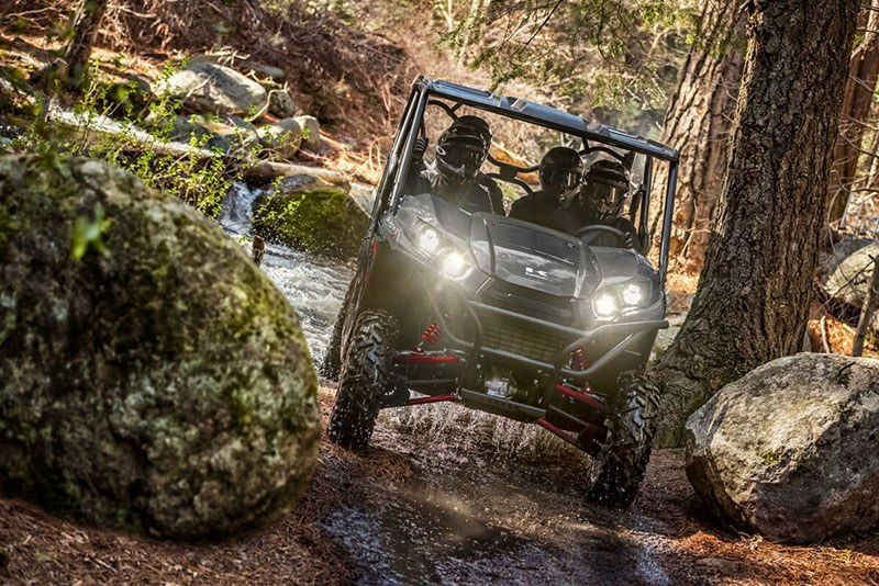 2019 Kawasaki Teryx4 LE Camo in Cambridge, Ohio - Photo 4