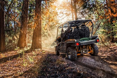 2019 Kawasaki Teryx4 LE Camo in Merced, California - Photo 5