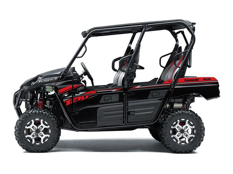 2019 Kawasaki Teryx4 LE in South Paris, Maine
