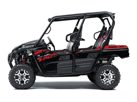 2019 Kawasaki Teryx4 LE in San Jose, California - Photo 2