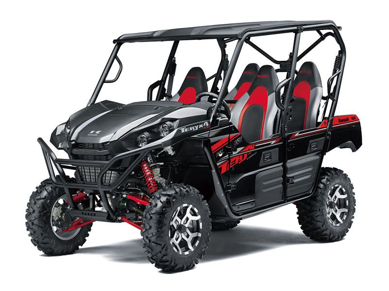 2019 Kawasaki Teryx4 LE in Junction City, Kansas