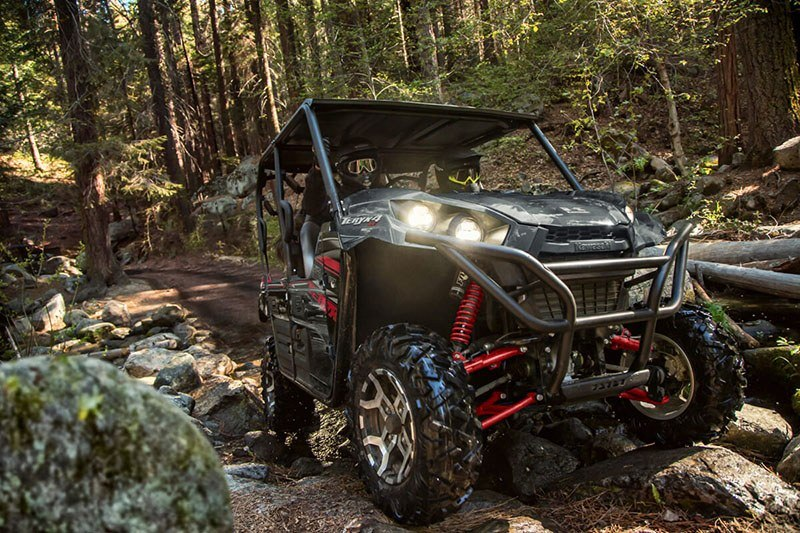 2019 Kawasaki Teryx4 LE in Brewton, Alabama - Photo 5