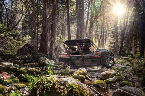 2019 Kawasaki Teryx4 LE in Redding, California - Photo 7