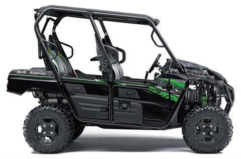 2019 Kawasaki Teryx4 LE Camo in South Haven, Michigan